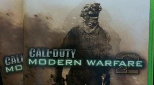 call of duty modern warfare 2 cover xbox 360. #39;Call of Duty#39; sneaks onto