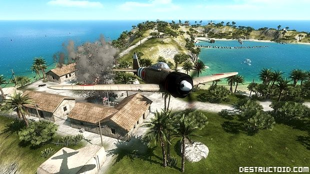 Thankfully Battlefield 1943