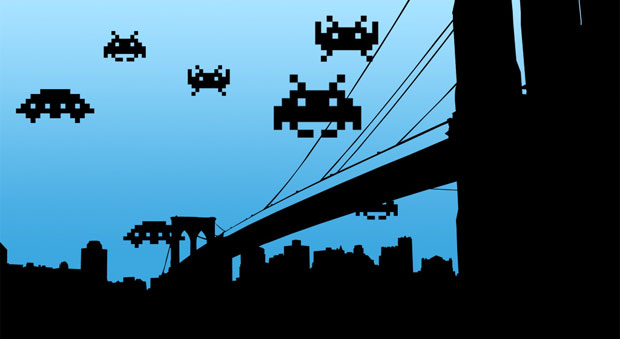 Space Invaders Infinity Gene Coming To Iphone