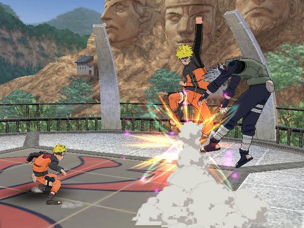 Naruto Clash Of Ninja Series : Preview naruto shippuden clash of ninja revolution