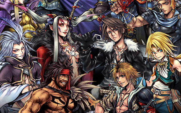 final fantasy dissidia wallpaper. Dissidia: Final Fantasy demo