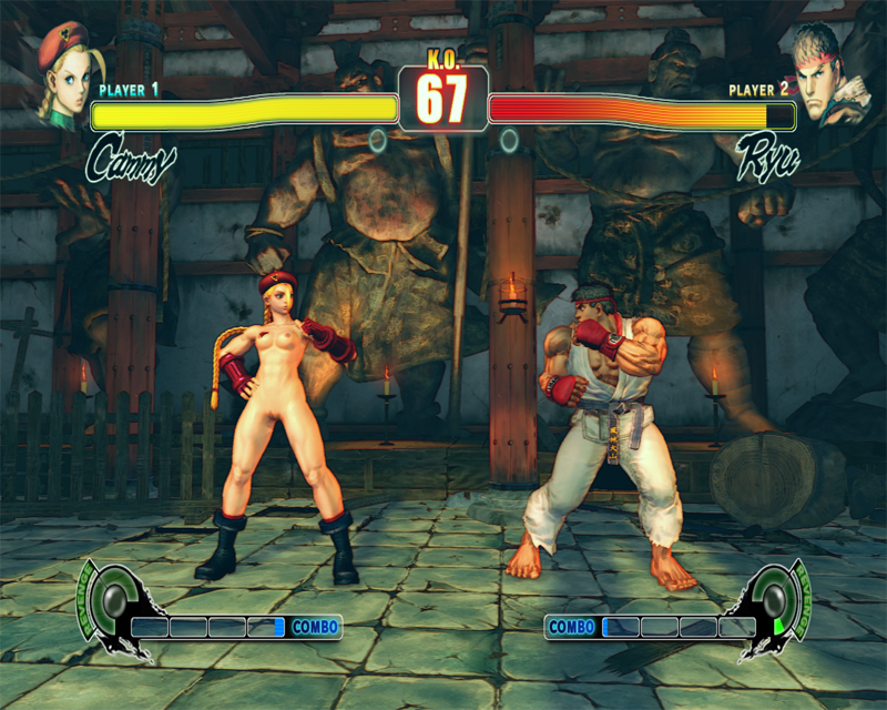 Street fighter iv nude patch