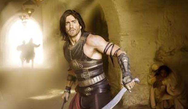 jake gyllenhaal prince of persia. Jake Gyllenhaal looks mawkish