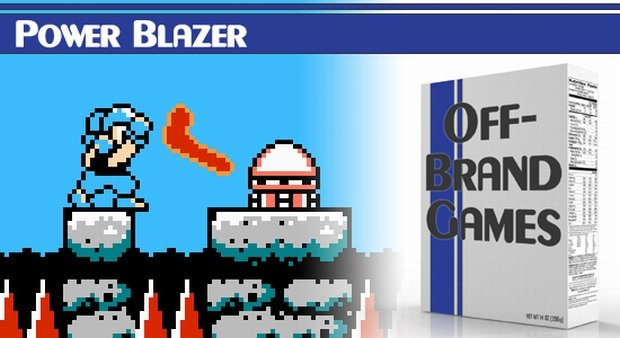 Off-Brand Games: Power Blazer photo