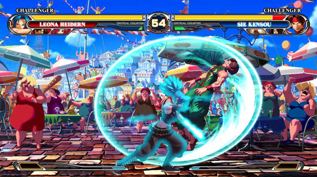 Review The King Of Fighters Xii