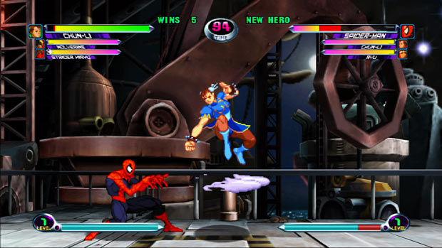 Review: Marvel vs  Capcom 2