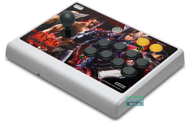 Early Impressions On The Hori Tekken 6 Stick In Third Person