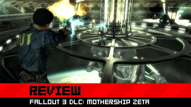 Review: Fallout 3 'Mothership Zeta' DLC on
