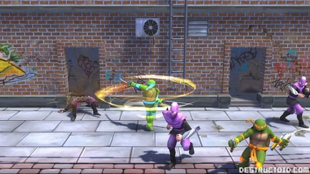 Review: TMNT: Turtles In Time Re-Shelled