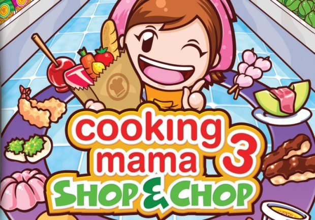 Shopping Mama Place:cooking Mama 3 Shop