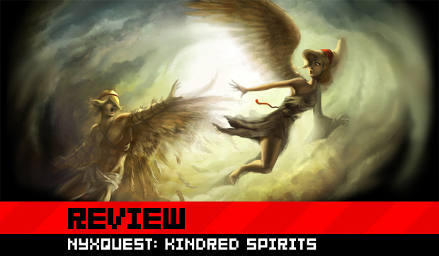Review: NyxQuest: Kindred Spirits photo