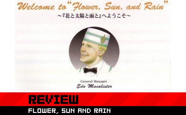 Review: Flower, Sun and Rain photo