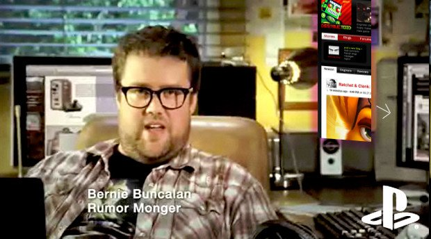 New PS3 ad pokes fun at us bloggers, internets [Update] photo