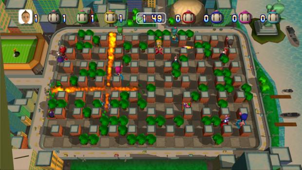 bomberman arcade xbox 360