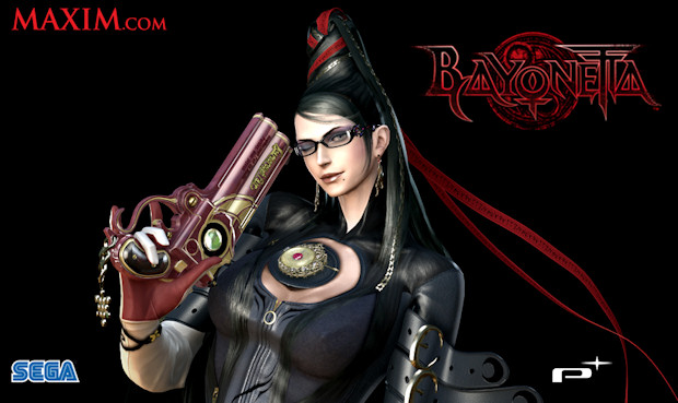 Sega and Maxim team up to find a 'real life Bayonetta' photo