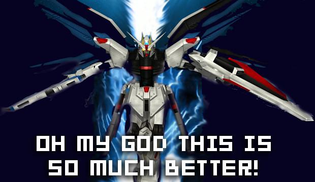 Gundam creator Videogames