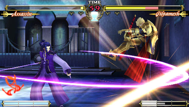 Fate/Unlimited Codes combo video, move lists and more