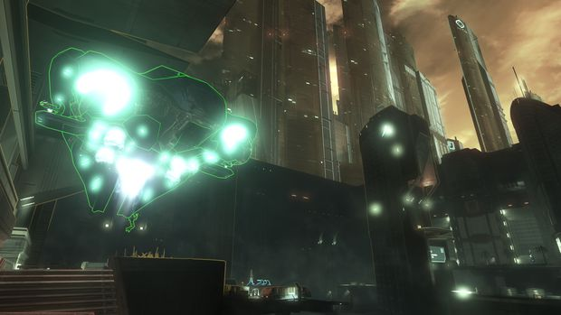 Review halo 3 odst for Halo ce portent 2 firefight