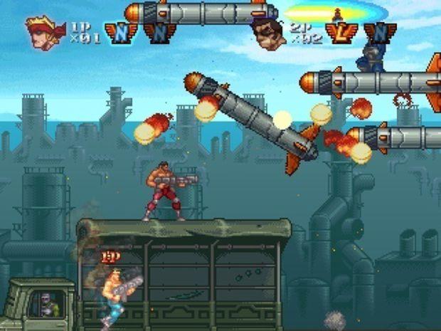Hình ảnh rockets 620x in Tải game Contra 5 cho Java, Android Crack Hack bất tử