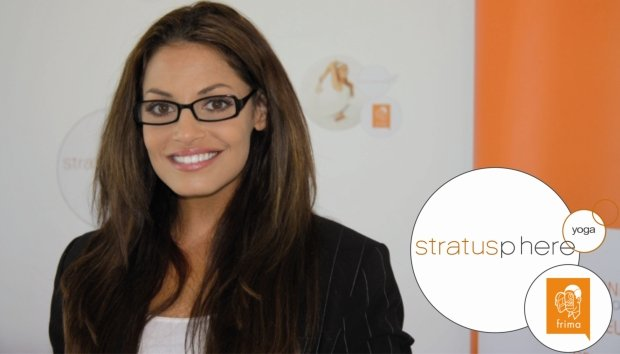 Trish Stratus Coming Out With A Wii Yoga Game