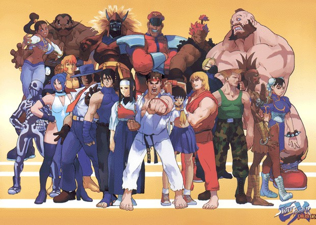 The Forgotten Street Fighter Ex