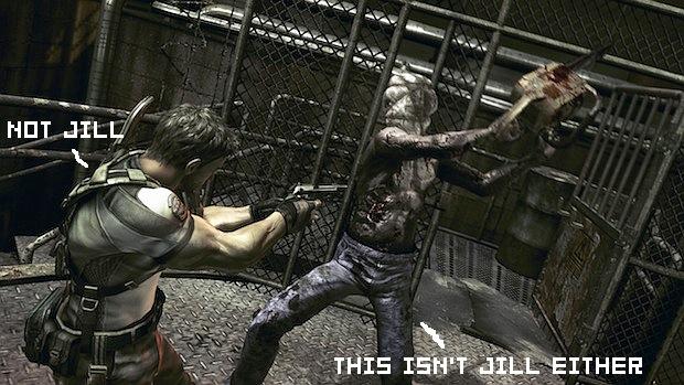 الرعب الرهيبه Resident Evil Director's Cut PSP EBOOT