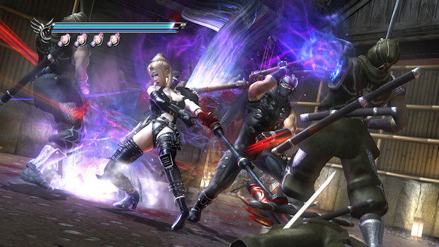 Review Ninja Gaiden Sigma 2