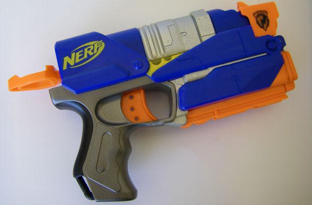 N-STRIKE ELITE DEMOLISHER nerf gun