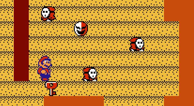 Phanto: The scariest videogame character of all time