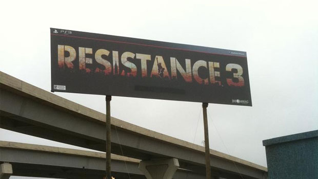 Resistance 3 Ad