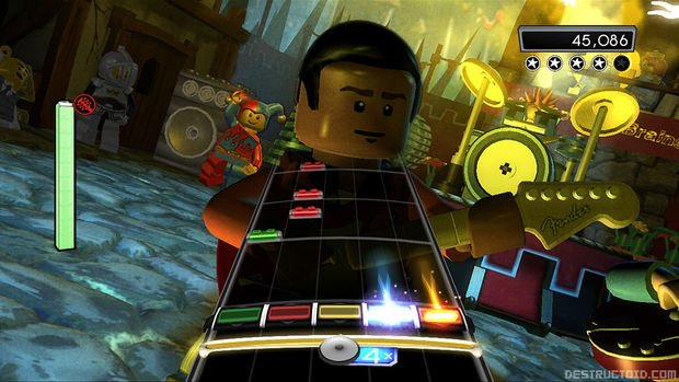 Preview: LEGO Rock Band