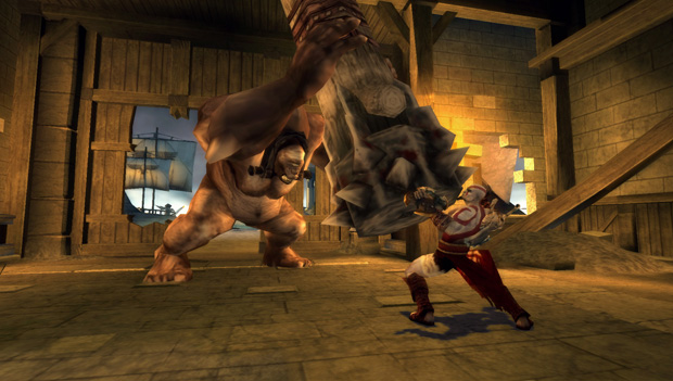 God of War PSP dev creates new console game engine