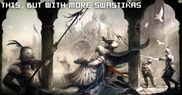 Assassin S Creed 3 May Take Us To World War Ii