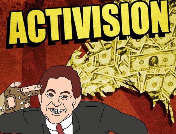 Activision sues EA.  155021-bobbykotick
