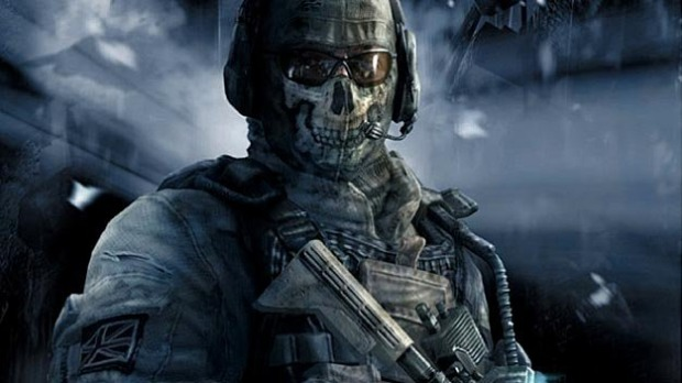 MW2's Ghost possibly getting his own game