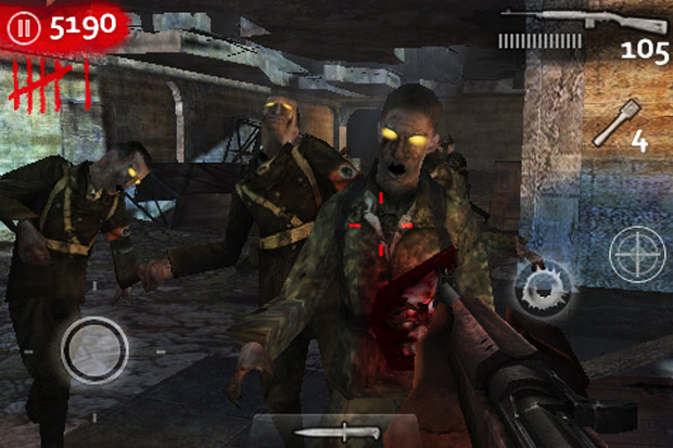 Call Of Duty World At War Zombies Apk: Call Of Duty: World At War: Zombies...on IPhone?