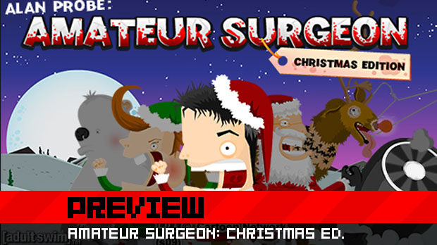 Preview: Amateur Surgeon: Christmas (free game!) photo
