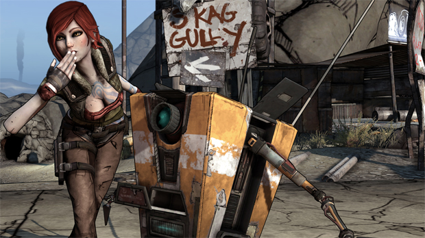 Mikey Neumann Provided Mo-cap For Lilith In Borderlands
