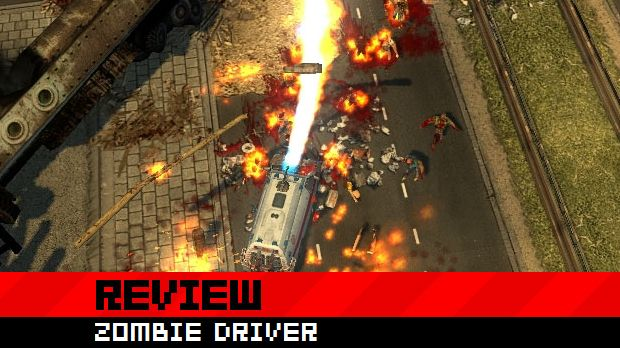 Review: Zombie Driver photo