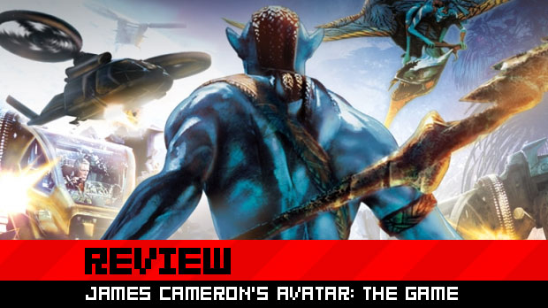 James Cameron S Avatar The Game : Review james cameron s avatar the game