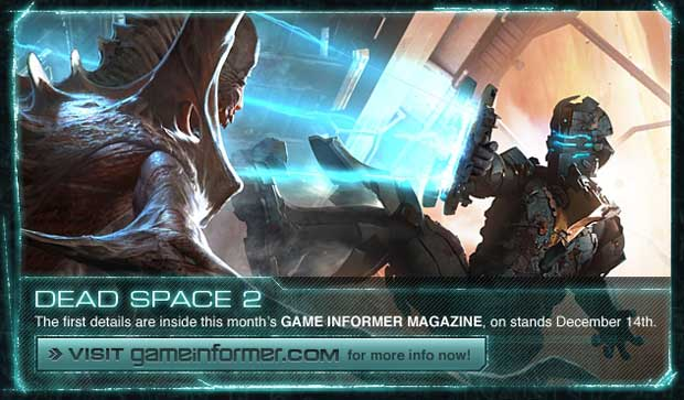 Dead Space 2 details confirm multiplayer photo