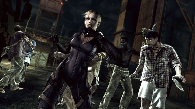 Resident Evil 5 Desperate Escape Revealed Detailed There are no critic reviews yet for desperate escape. resident evil 5 desperate escape