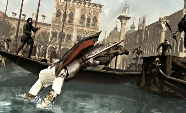 Assassin's Creed 2 DLC was part of the original game
