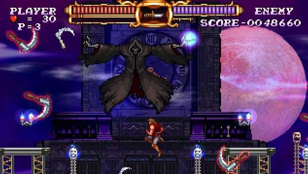 Nintendo DLC: WiiWare gives (re)birth to Castlevania