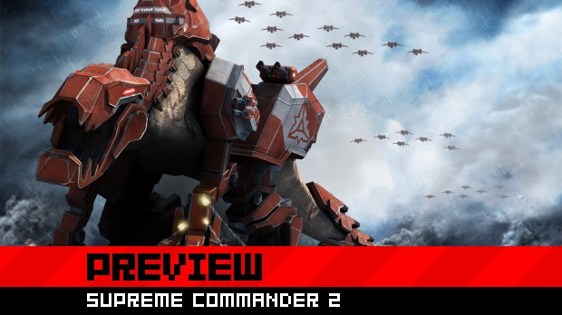 Preview: Supreme Commander 2 photo