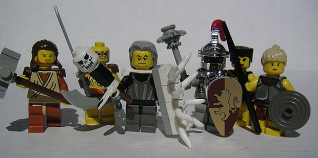 diablo 3 legos Gallery