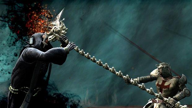God Of War Gameplay Dante's Inferno: Poem ...