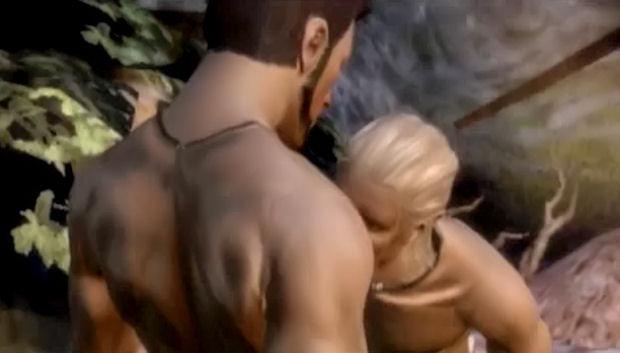 Компания BioWare добавила в свою новую RPG Dragon Age Origins
