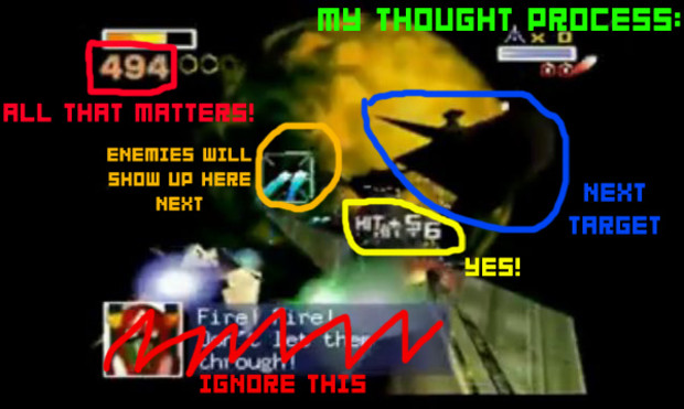 My Expertise Memorization Obsession And Star Fox 64