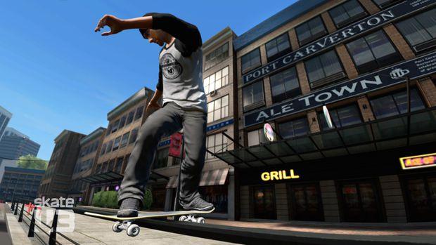 Skate 3 jump